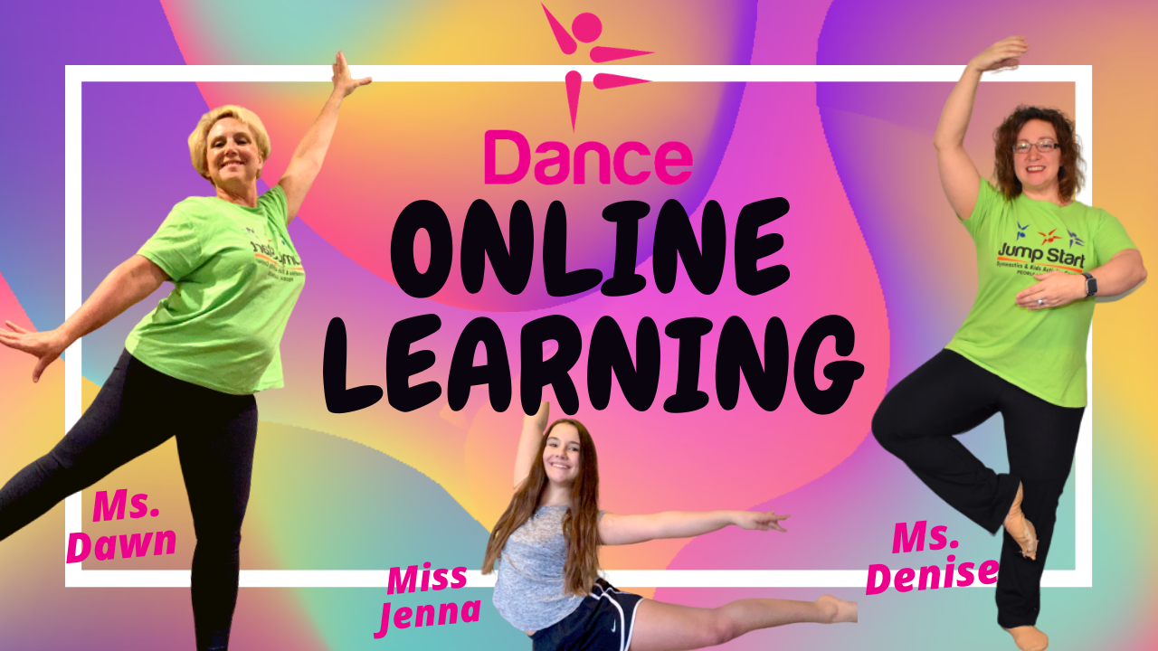 Dance Main Page Header